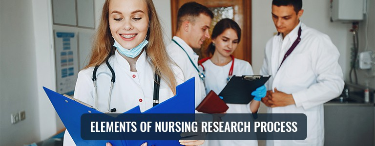 Elements of Nursing Research Process