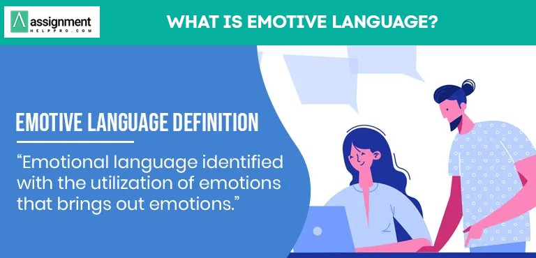 emotive language definition